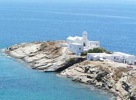 Greek islands, Sifnos