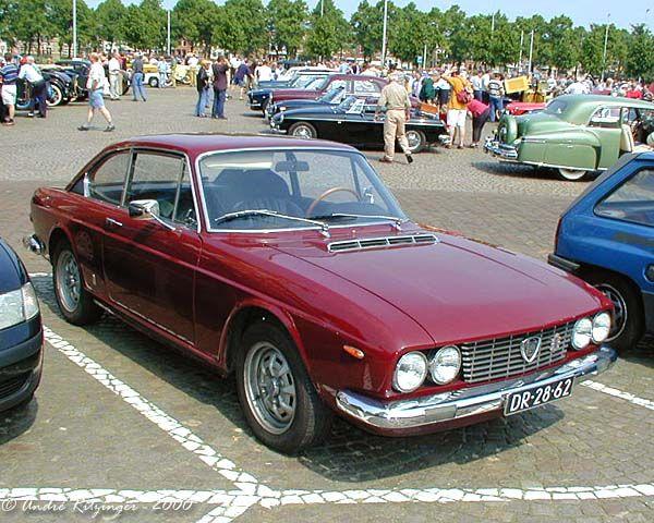 Lancia Flavia Coup