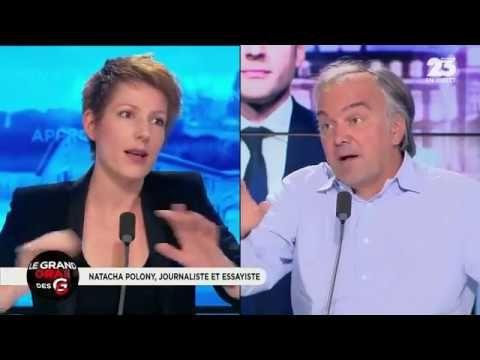 """Natacha Polony cloue le bec aux grandes gueules de RMC avec ses arguments sur """"la répartition des richesses"""" - Agoravox TV"""