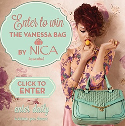 Win a NICA 'Vanessa' Handbag