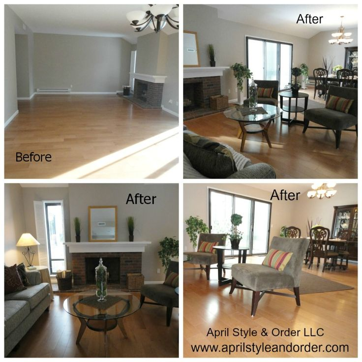 1000+ Images About Home Staging Before And After Photos On