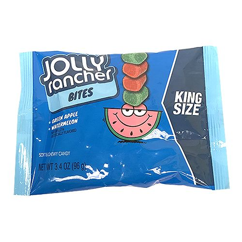 Jolly Rancher Bites King Size Soft Chewy Candy - 3.4-oz. Bag