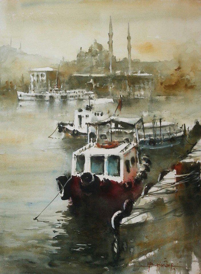 Istanbul - Burhan Özer