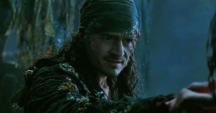 New 'Pirates of the Caribbean' trailer finally shows us Orlando Bloom's return