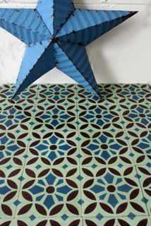 Maroc Cement Tiles by Maria Starling