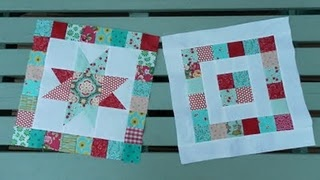 Ohio Star and square in a square.Quilt Inspiration, Quilt Block, Sewing Sewing