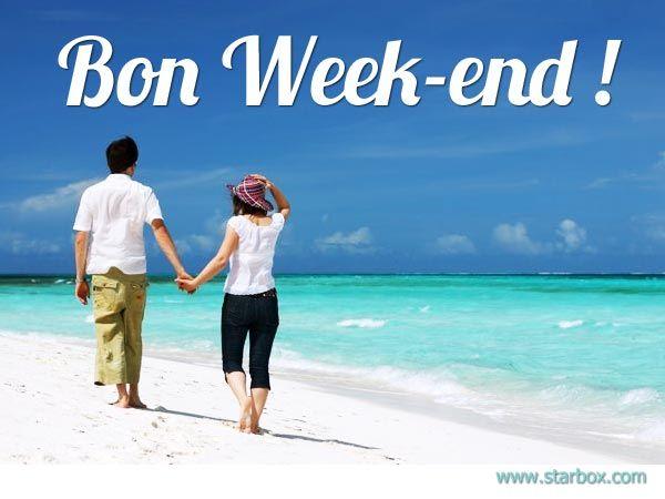 Bon week end tous les amoureux qui partent profiter de - Bon week end a tous ...