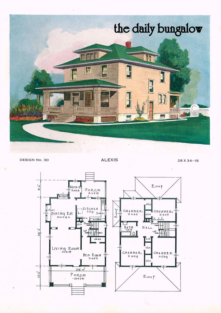 1920 building service house plans building house and On home building plans