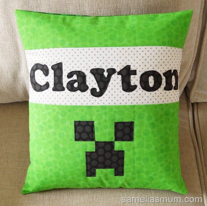 17 Best images about Minecraft on Pinterest Pillow covers, Minecraft quilt ...