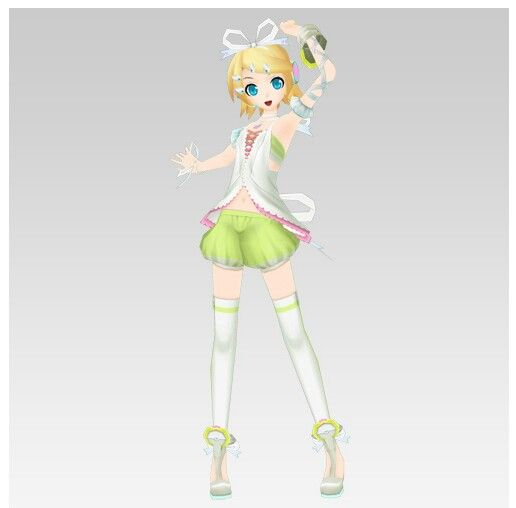 17 best images about project diva on pinterest cas for her and she does - Kagamine rin project diva ...