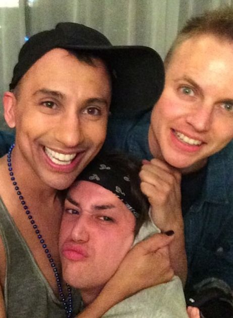 Bianca, Adore and Courtney <3