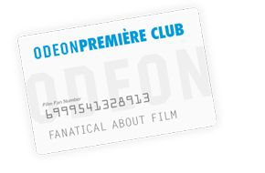 ODEON Cinemas - Cinema Gift Cards & Vouchers - The Perfect Present