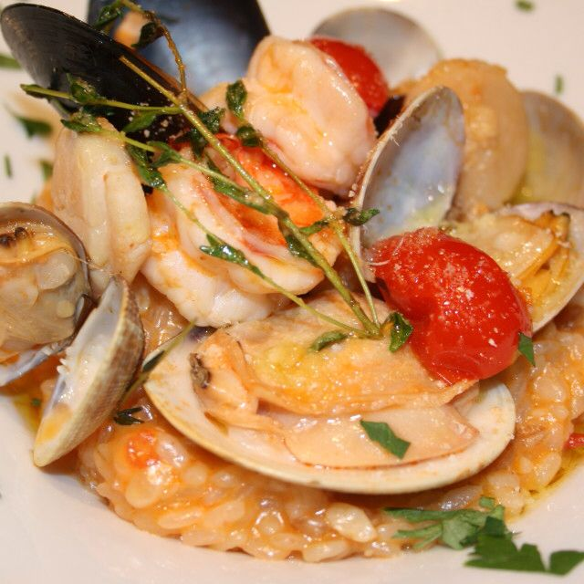 1000+ ideas about Seafood Risotto on Pinterest | Risotto ...