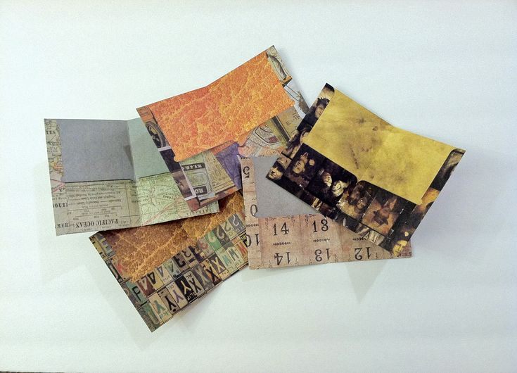 This scaled-down version of a standard 2-pocket folder makes a sweet addition to any mini album. Using patterned cardstock eliminates matting & allows you to...