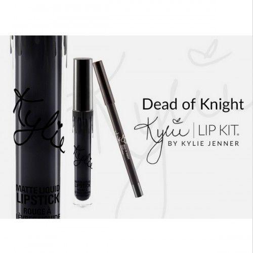 Kylie Jenner Dead of Knight Lip Kit Set | Dead of Knight | Candy K | Dolce K #KylieJennerCosmetics