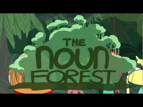 Follow the class into the Noun Forest, where it rains words! In this episode, kids learn: What are nouns The different types of nouns
