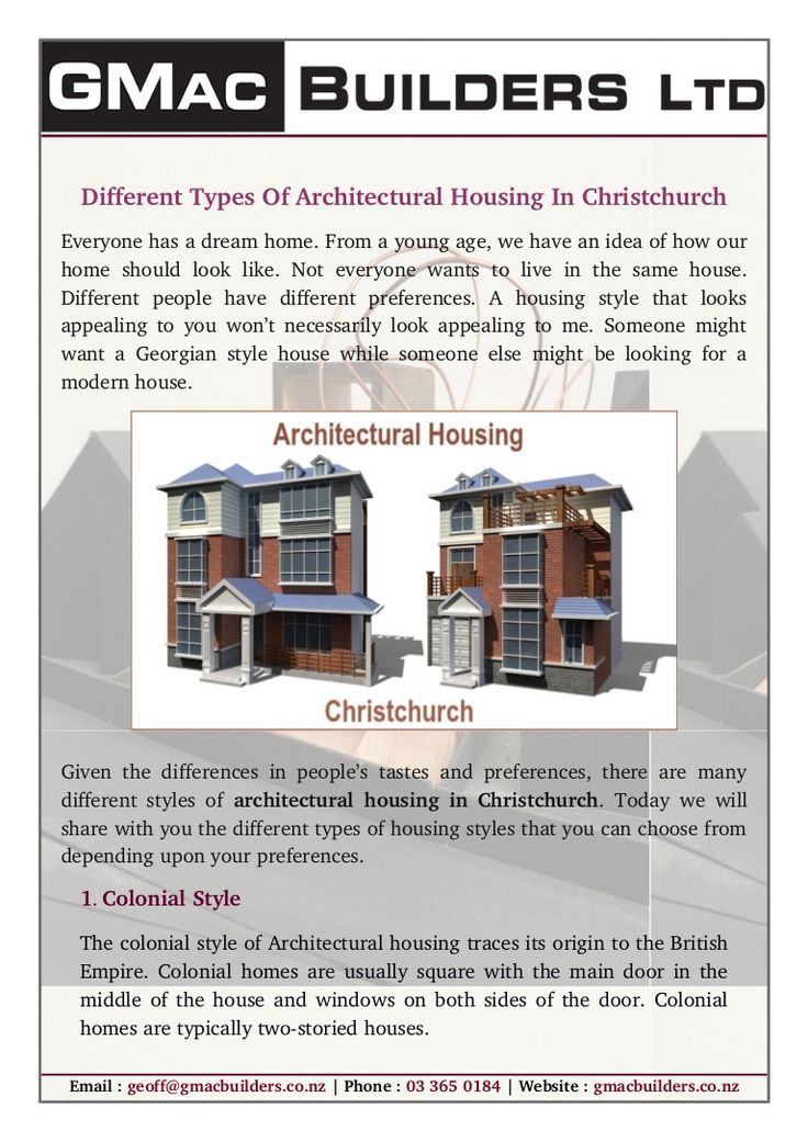 Are you searching for different types of Architectural Housing In NZ? Here you can easily find ideas about Architectural housing in Christchurch. List out modern style of Architectural Housing Christchurch now.