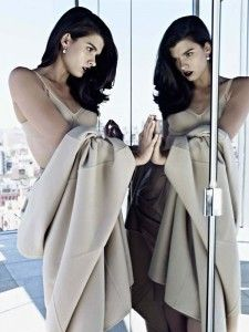 Crystal Renn for Avant Garde
