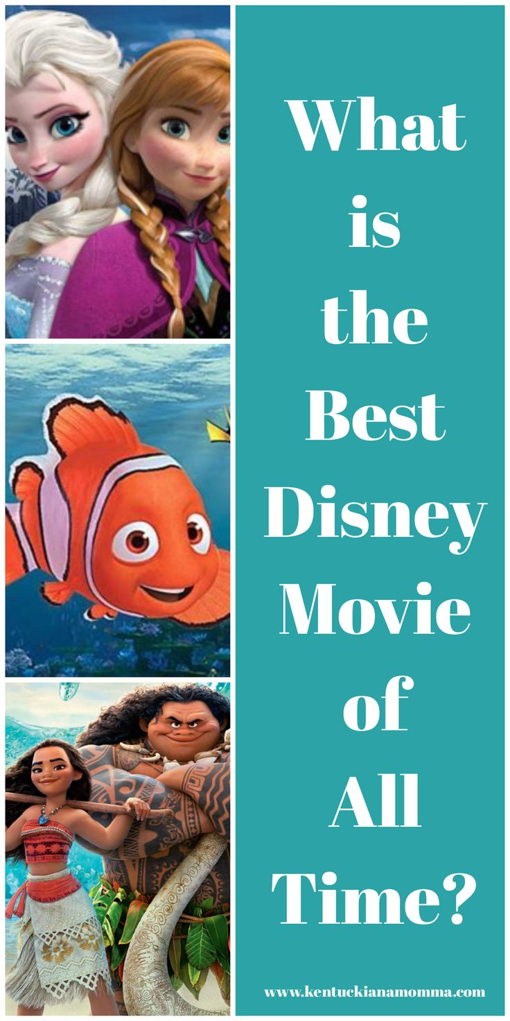 This list has the 10 Best Disney movies of all time! There