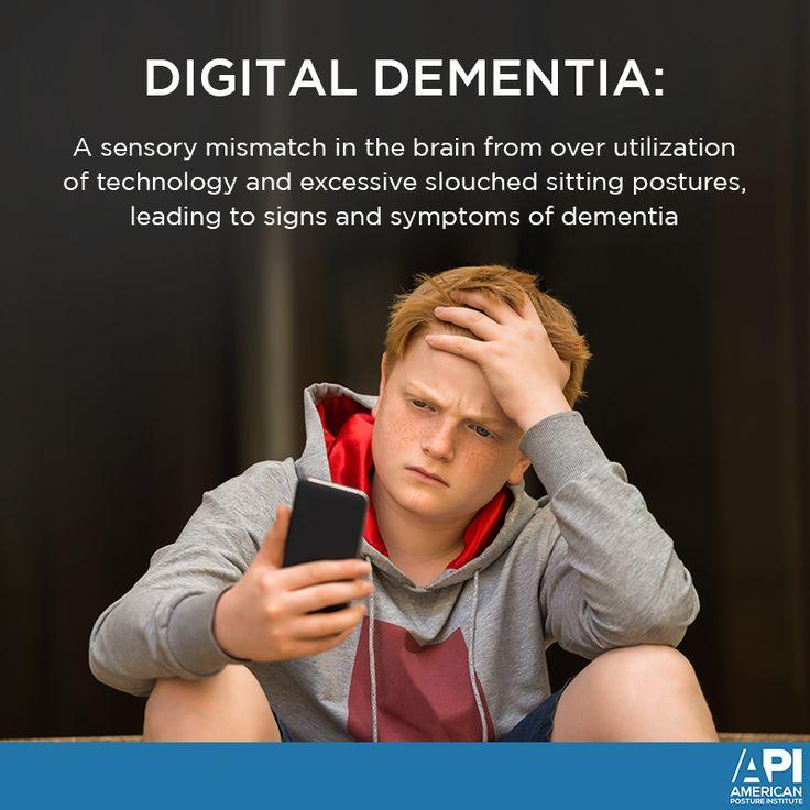 What is Digital Dementia?