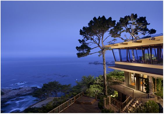 Pacific's Edge at Highlands Inn in Carmel Highlands, CA