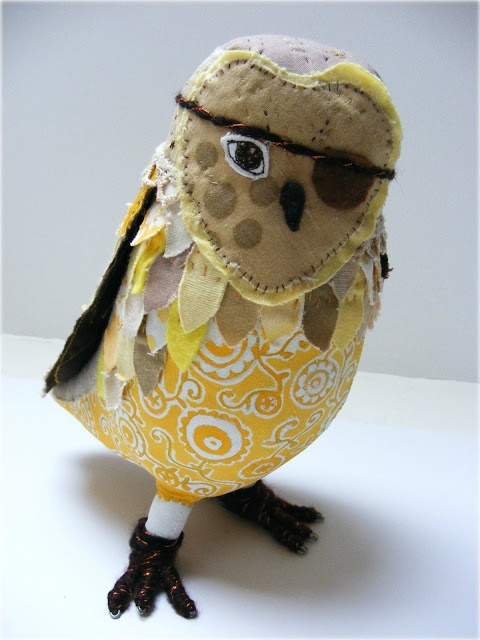 Owl by Jenny Blair: Pip!