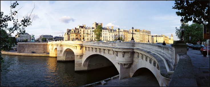 Pont Noeuf - Paris!