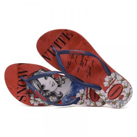 Check out the most outstanding flip flops! Havaianas Slim Princess Ruby Red flip flops @flopstore.my http://flopstore.my/my_english/havaianas-slim-princess-ruby-red-flip-flops.html
