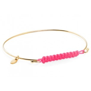 JADA Reina bracelet neon pink