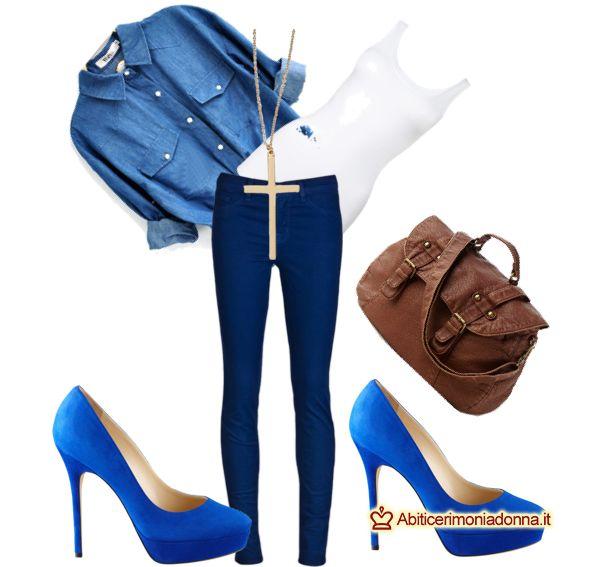 Come abbinare scarpe Decolté blu elettrico: consigli e abbinamenti per diversi look!