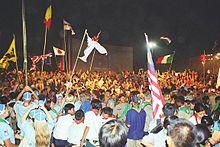 Jambore Pramuka - Wikipedia bahasa Indonesia, ensiklopedia bebas