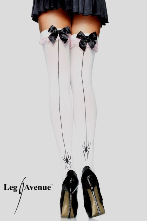 Bas Folles araignées   LINGERIE RETRO PIN UP ATTITUDE : Spécial halloween!   http://www.pinupattitude.com/gamme.htm?products_name=Bas+Folles%20araign%E9es_id=17#  #lingerie #sousvetements #underwear #bas #vintage #oldschool #rock #shopping #retro #50s #60s #rockabilly #sexy #glamour #pinup #burlesque