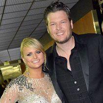 Blake Shelton & Miranda Lambert make 'Hottest Celebrity Couples' list |