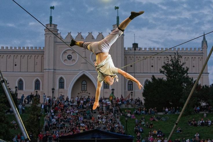 Lublin Sztuk-Mistrzów / Magicians' Lublin