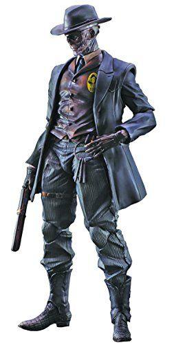 Square Enix Metal Gear Solid V: The Phantom Pain: Play Arts Kai Skull Face Action Figure Square Enix http://www.amazon.com/dp/B00QGJCRY6/ref=cm_sw_r_pi_dp_GR42vb1C2WWFK