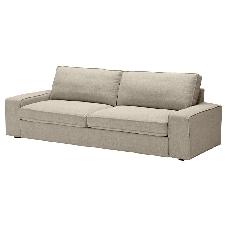KIVIK Sofa bed Tenö light gray IKEA Teen Space
