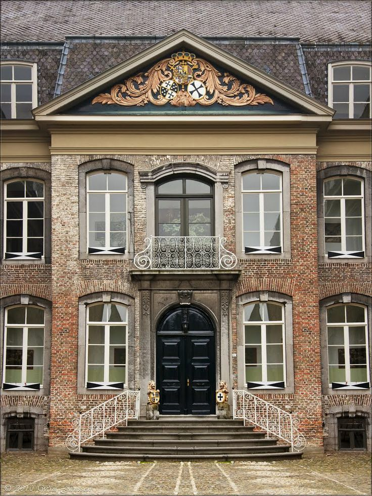 Castle Gemert (Kasteel Gemert), The Netherlands Foto: Wim Janssen