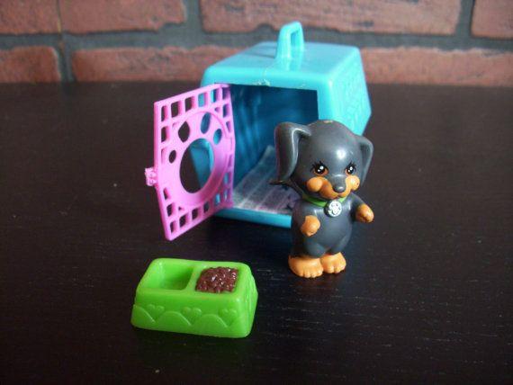 1990's Vintage Littlest Pet Shop Puppy. $13.00, via Etsy.