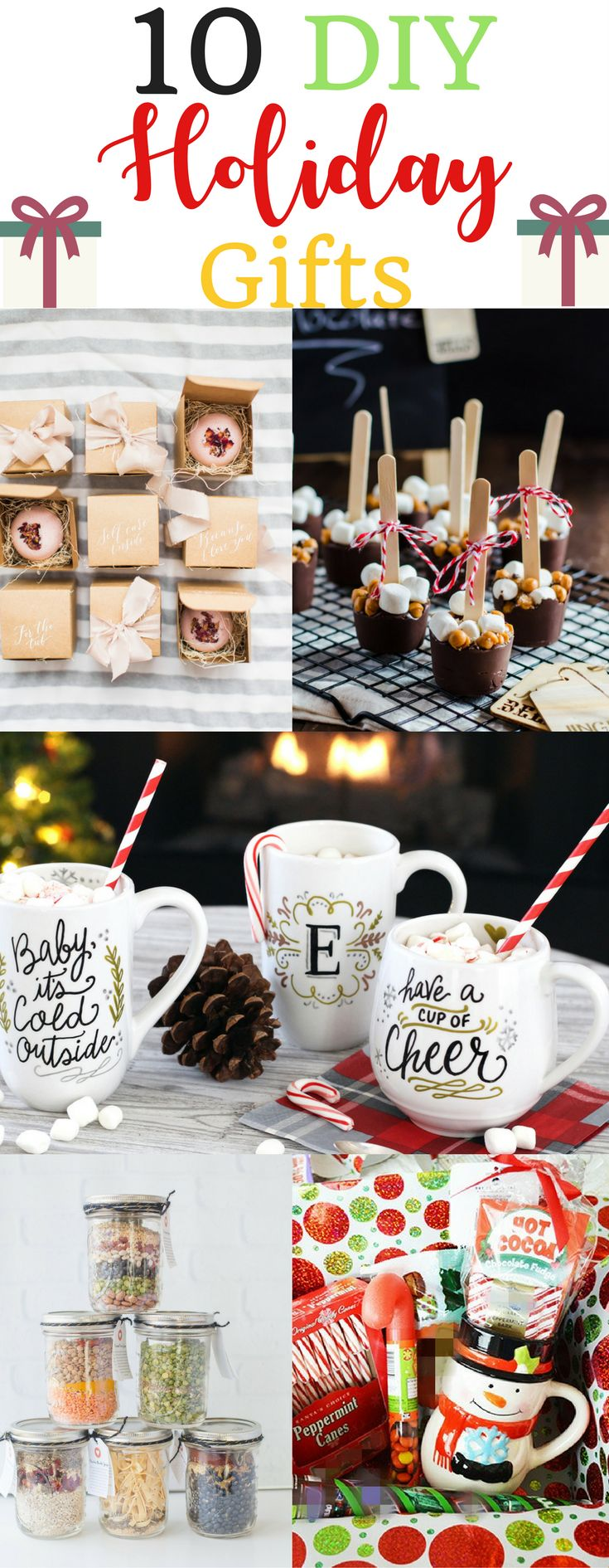 Best 25 easy cheap diy christmas gifts dollar tree ideas for Cheap craft christmas gift ideas