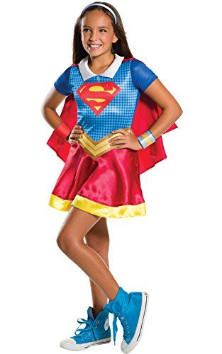 Rubies Costume Kids DC Superhero Girls Supergirl Costume Small ** Be sure to check out this awesome product.