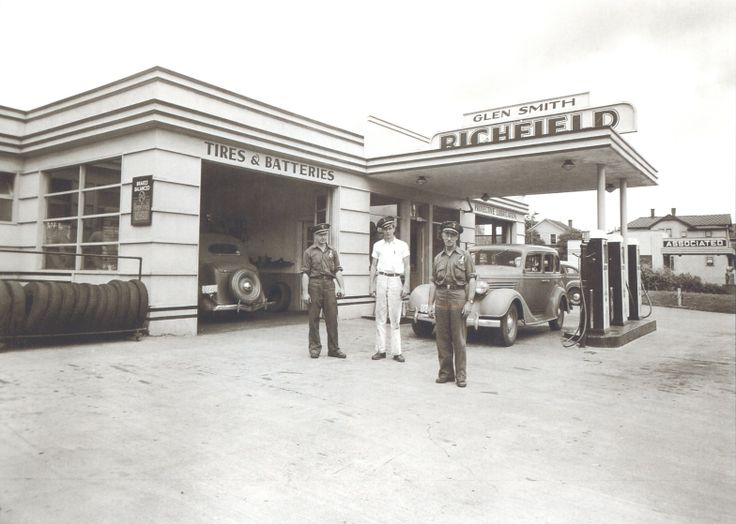 Vintage Gas Stations Are So Amazing Glenn Smith