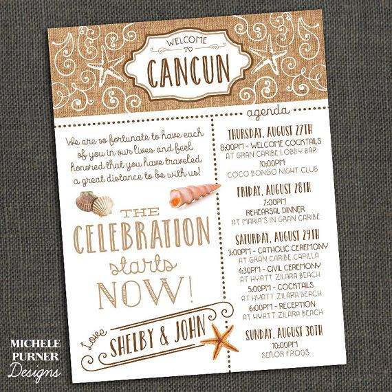 Wedding Agendas Petit Comingoutpoly Co ~ Wedding Agenda