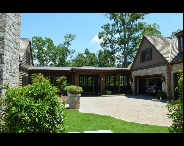 Black And Gray Exterior House In Lakeside Stephen Fuller Designs Lakeside English Cottage Gallery Palisades