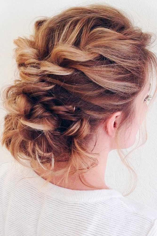 Barbershop Hairstyle Guide Prom Hairstyles Bun Prom Hair Hair