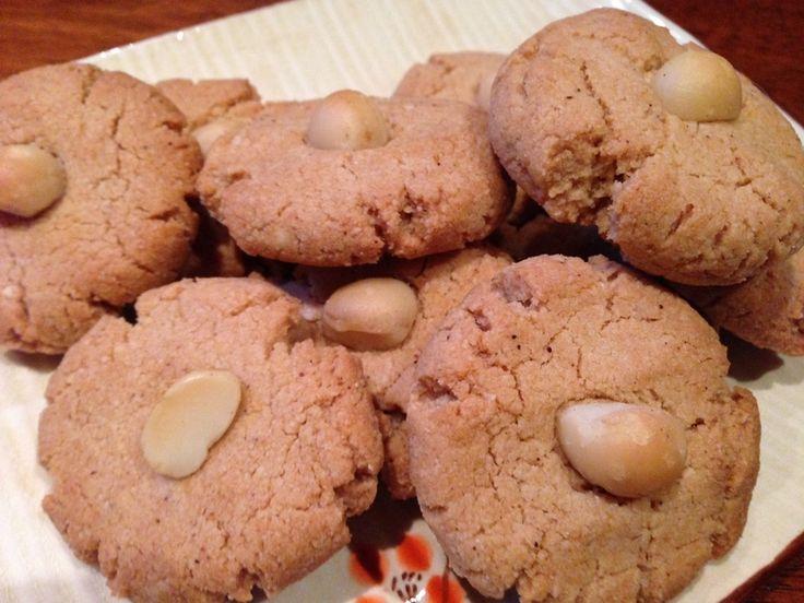 Almond Biscuits- OrangeJuniper