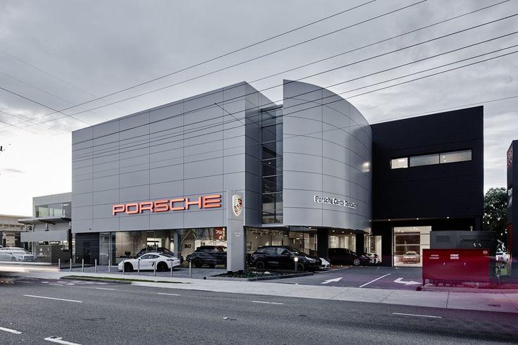 Technē emulates Porsche ethos at Doncaster dealership   Architecture And Design