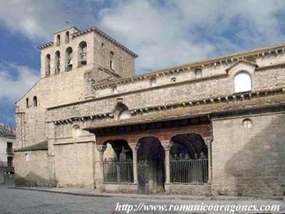 Catedral de Jaca (Huesca). Spain