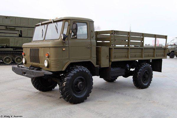 GAZ - 4X4