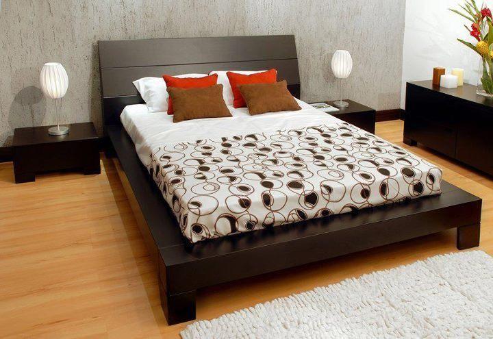 17 mejores ideas sobre camas modernas en pinterest camas for Camas de madera modernas