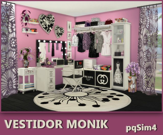 Vestidor Monik.